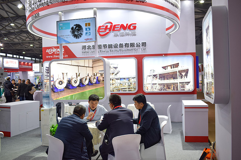 LEHENG Attend 2019 20th CAC
